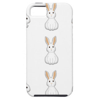 white rabbits case for the iPhone 5