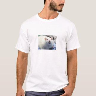 white rat t-shirt