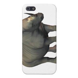 White Rhino iPhone Case Cover For iPhone 5/5S