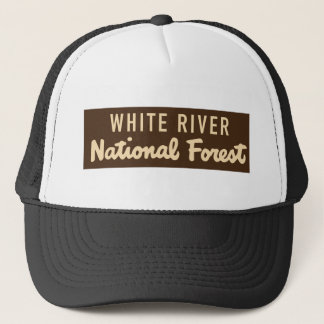 White River National Forest Trucker Hat