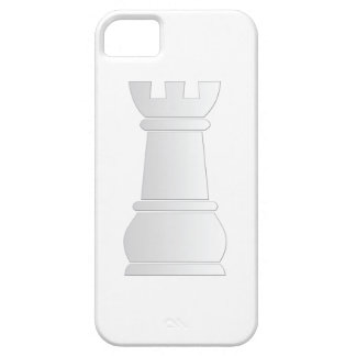 White rock chess piece iPhone 5 case