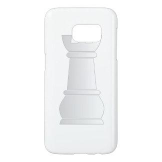 White rock chess piece samsung galaxy s7 case