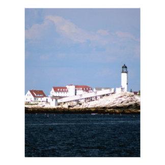 White Rock Lighthouse Customized Letterhead