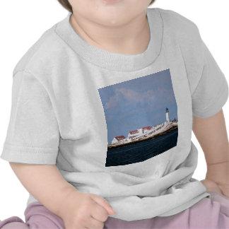 White Rock Lighthouse T Shirt