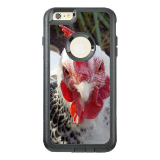 White Rooster With Black Speckles, OtterBox iPhone 6/6s Plus Case