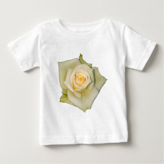 White Rose Baby T-Shirt
