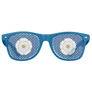 White Rose of York Party Shades