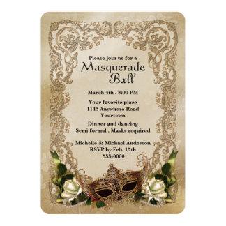 formal ball invitations