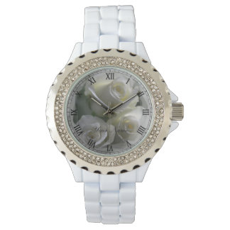 White Roses Watch