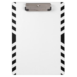 White Safety Audit Clipboards