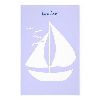 White Sails Stationery