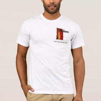 White Salon Carmen Logo T T-Shirt