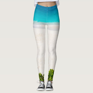 White Sand Beach Leggings