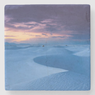 White Sands National Monument 2 Stone Coaster