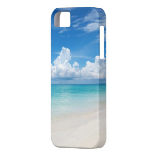 White sandy beach iPhone 5/5s iPhone 5 Cover