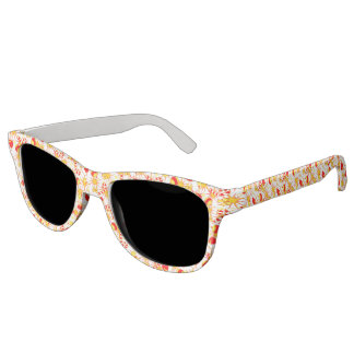 White - Santa's cap Sunglasses