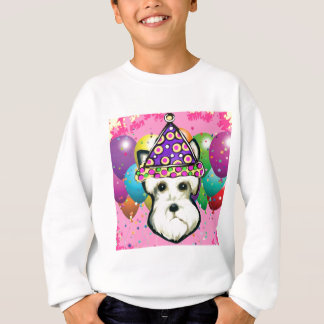 White Scottish Terrier Sweatshirt