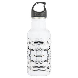 White Shadows Water Bottle