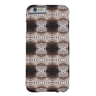 White Shapes Pattern iPhone 6/6s Case