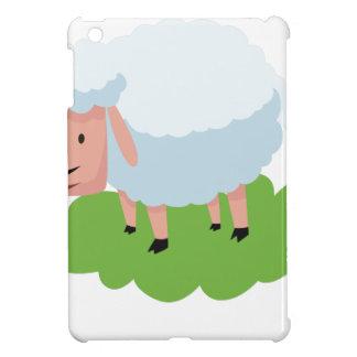 white sheep and shaun the sheep iPad mini covers