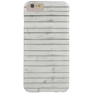 White Shiplap Phone Case
