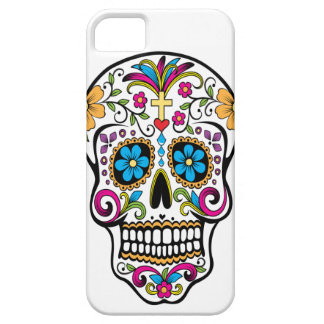 White skull candy for iphone 5 iPhone 5 cover