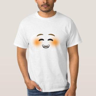 White Smiling Emoji