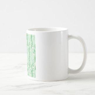 White Snowdrop Flowers Coffee Mug