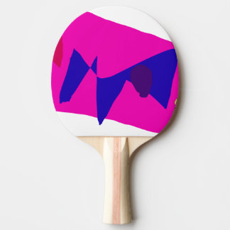 White Space Ping Pong Paddle