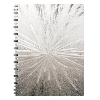 White Spark Notebook