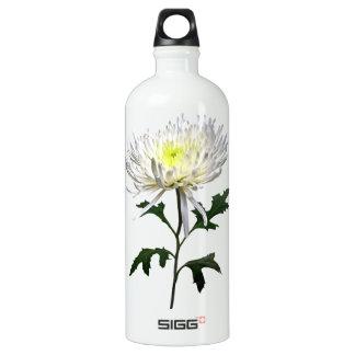 White Spider Mum Water Bottle