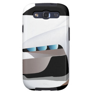 White sport car png galaxy SIII cover