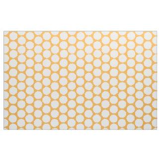 White Spot Giraffe Fabric