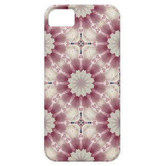White spring blossoms 2.0, Nature Mandala iPhone 5 Cover