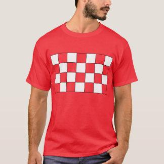 White Squares T-Shirt