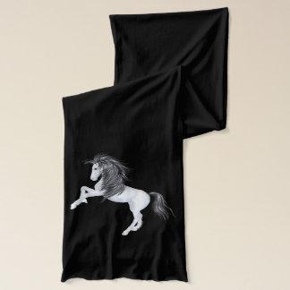 White Stallion Scarf