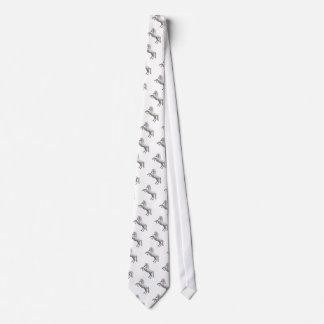 White Stallion Tie