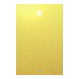 White Star Gold Paper