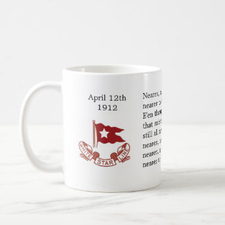 White Star Line Coffee Mug