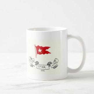 White Star Line symbol mug