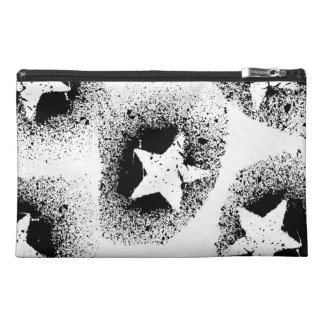 White Stars Travel Accessory Bag