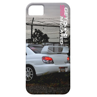 White STi Iphone 5 case