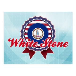 White Stone, VA Postcard