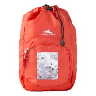 White Stylish Cherry Blossom