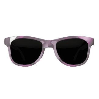 White Sunglasses TRUTH LOGO