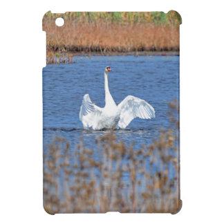 White Swan Solo.JPG iPad Mini Cases