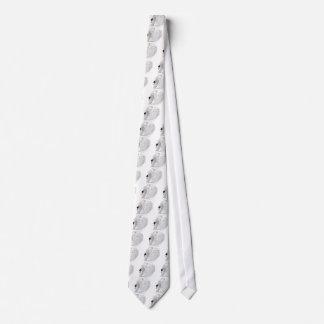 white swan tie