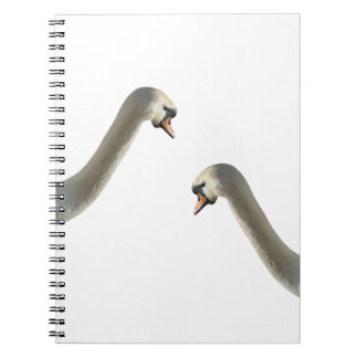 White Swans Notebook
