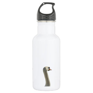 White Swans Water Bottle