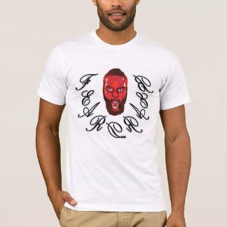 White t-shirt - Fear the Beard (James Harden)